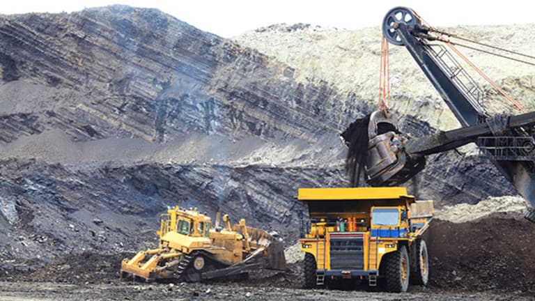 Here's Why Fast-Rising Mining Stock Teck Resources Has Topped Out