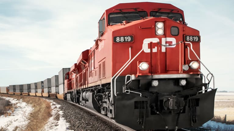 Canadian Pacific Railway (CP) Stock Lower, Approached CSX About Merger