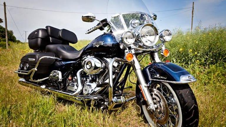 Harley-Davidson CEO: Political Circus Isn't Helping Sales