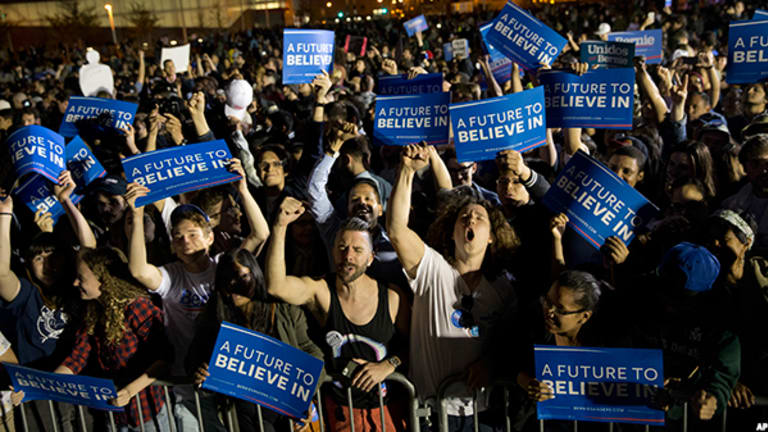 Democratic Leaders Form United Front at Philadelphia Convention