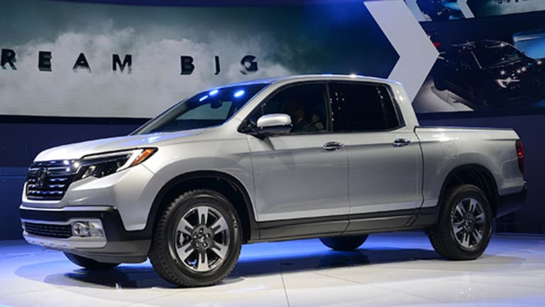 Honda's New Ridgeline Pickup Could Reverse Uncharacteristic Flop