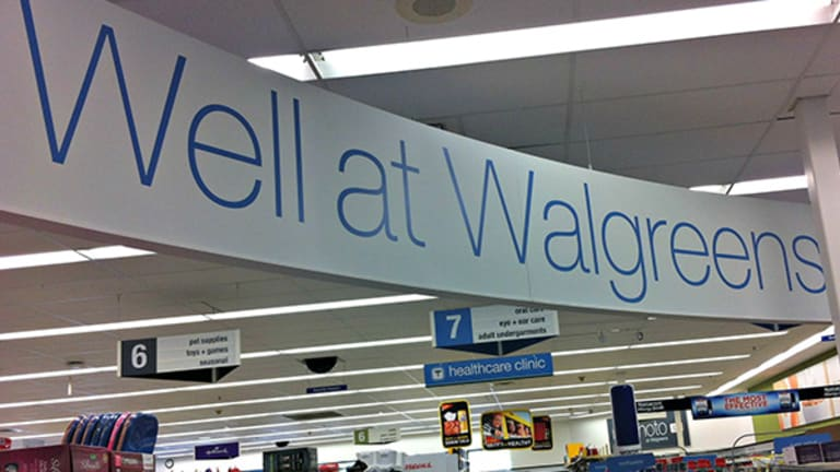 Walgreens Misses Revenue but Beats Earnings Target -- Slightly