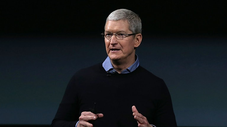 Apple 'Committed to Increasing Dividends Once a Year,' CEO Cook Says