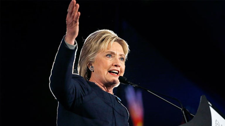 Hillary Clinton Blasts Drug Prices, Biotech Stocks Plunge; Yes, It Could Be Happening Again