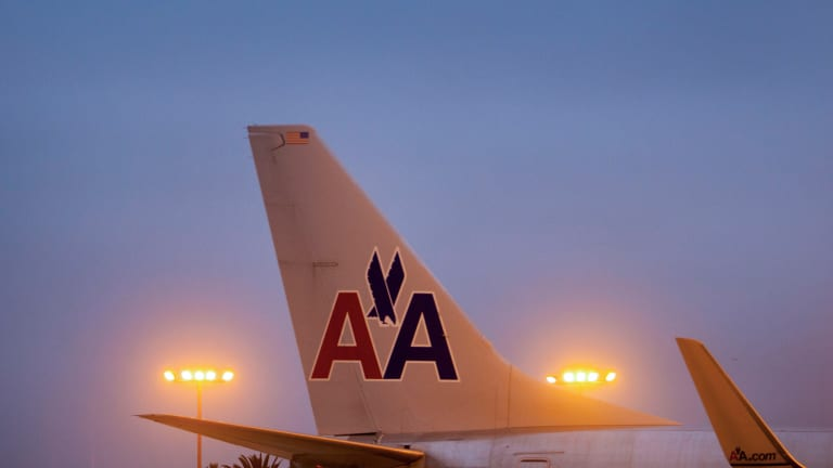 American Airlines Group (AAL) Stock Retreats as Oil Prices Climb