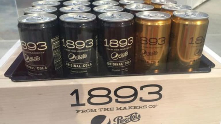 Pepsi Launches New Soda in Hot Category
