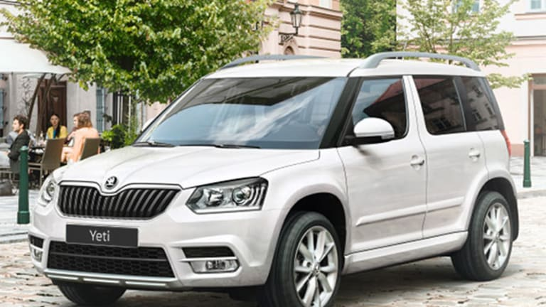 Volkswagen Mulls Bringing Skoda, a Czech Automotive Name, to the U.S.