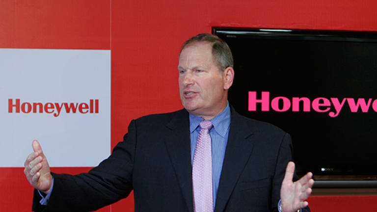 Honeywell's Cote to Step Down as CEO Next March