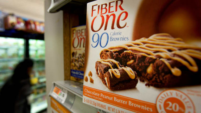 Has a For Sale Sign Been Placed on Some Big General Mills Brands?