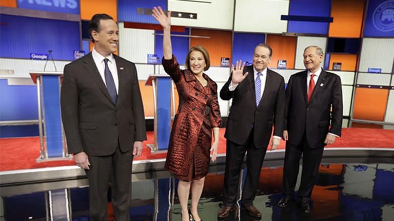 Who Won the Undercard GOP Debate?