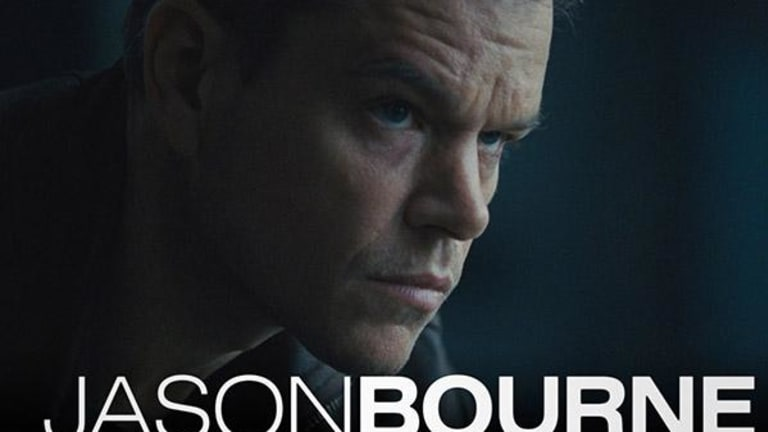 'Jason Bourne' to Take Out the Competition at the Box Office
