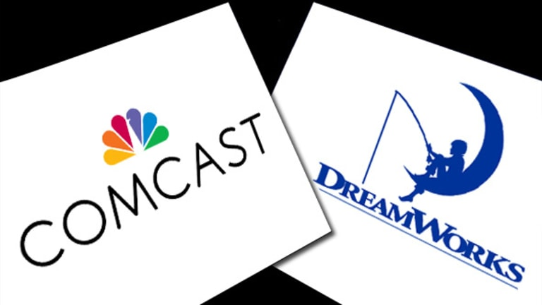 Comcast Is Looking to Sell Stake in Chinese JV Movie Studio