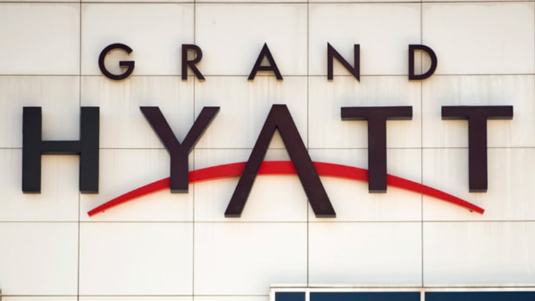 Hyatt Hotels Stock Falls as Goldman Sells Large Stake
