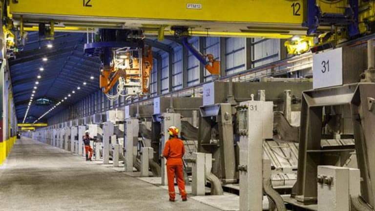 Century Aluminum (CENX) Stock Rating Raised at JPMorgan