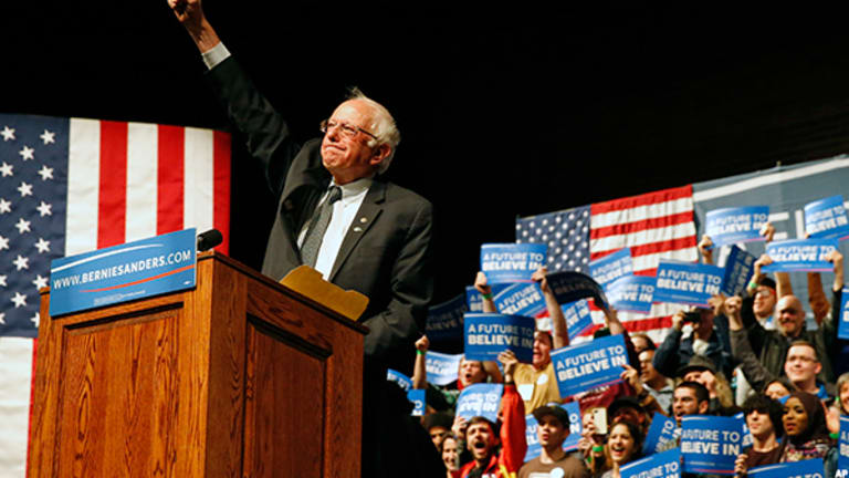 Sanders Under Scrutiny for Interview, but His Remarks Tap Into Deep Concern