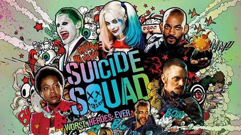 'Suicide Squad' Shatters Records at the Box Office