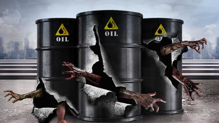 Market Recon: I Don't Really Trust the Oil Rally