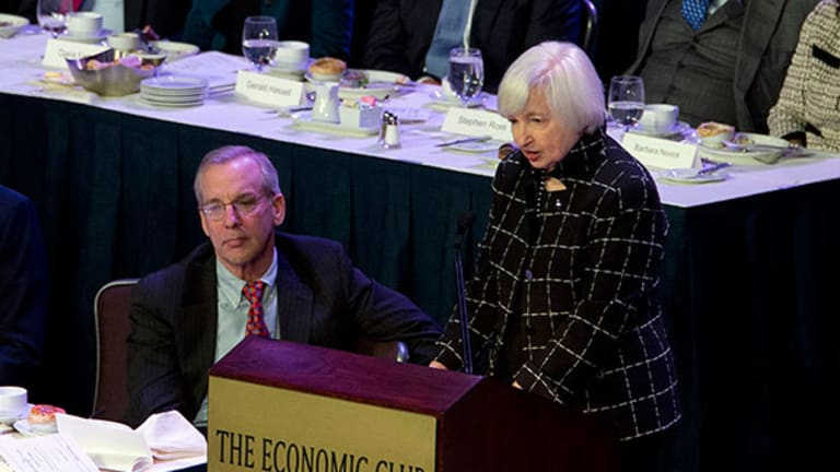 Yellen's Comments Moved Markets -- But Are Fed Forecasts Accurate?