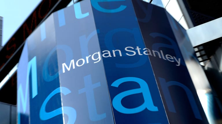Morgan Stanley Offers Steady Profits in a Turbulent World