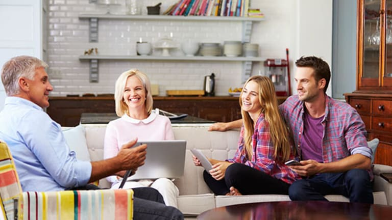 Family Financial Meetings Aren't Just for the Holidays