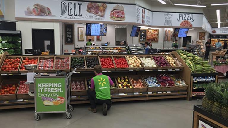 Walmart Plans Full Frontal Assault Against America's Supermarkets