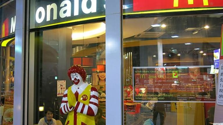 McDonald's -- Why Happy Meal Breakfasts Could Mean Happy Investors