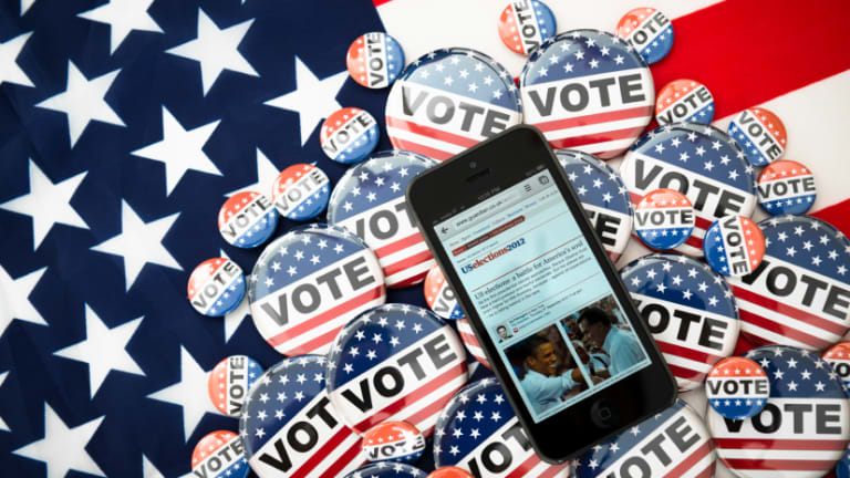 2016 Election Digital Advertising Spending to Eclipse $1 Billion, up 5,000%