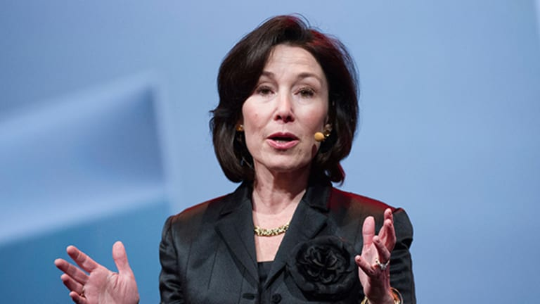 Oracle's Safra Catz is Highest-Paid Female CEO
