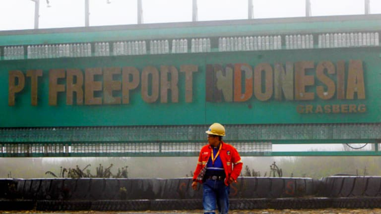Freeport-McMoRan (FCX) Stock Up, Higher Commodity Prices Outweigh Export License Loss