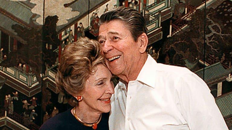 Former First Lady Nancy Reagan Dead at 94