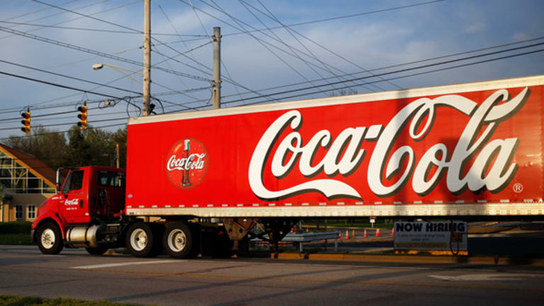 Coca-Cola European Partners (CCE) Stock Tumbles After Merger