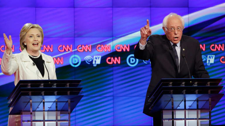 How Trump, Clinton and Sanders Stack Up on Financial Regulation and Dodd-Frank