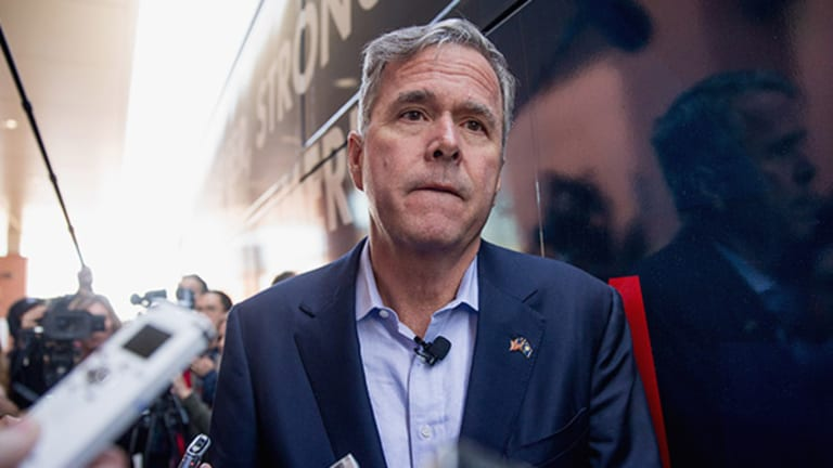 WikiLeaks Email Shows Clinton Campaign Knew Jeb Bush's Economic Message Worked, Just Not His Name
