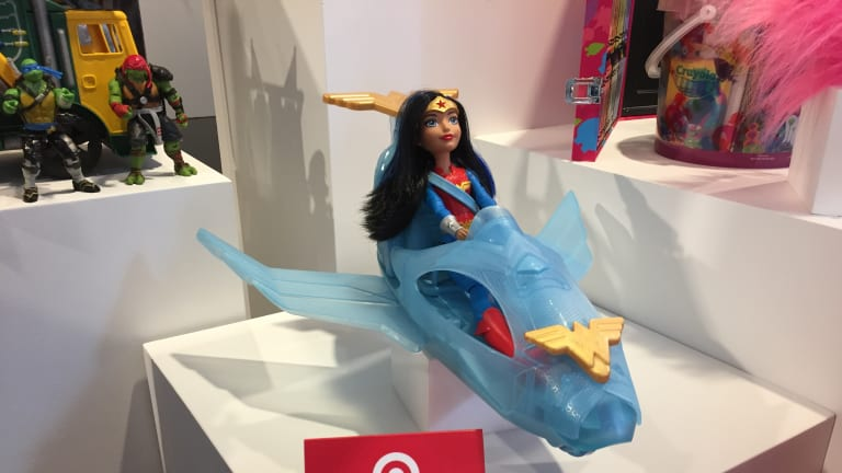Target Unleashes 'Record-Setting' Toy Exclusives to Battle Amazon This Holiday Season