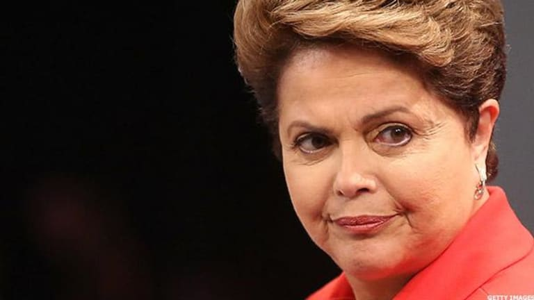 Brazilian Stocks Up After Rousseff Removed From Office, Reports CNBC's Seema Mody