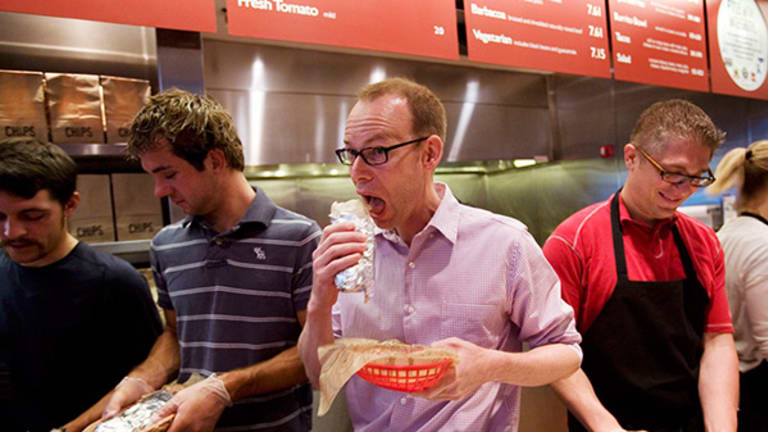 These Two Tiny Firms Want to Toss Chipotle's Founder From the Board and Clean House