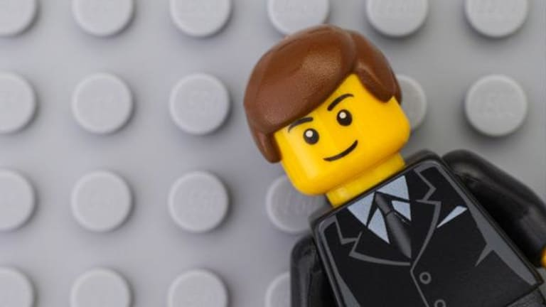 Lego Posts First Sales Decline in 13 Years but Remains a Big Dog in Toyland