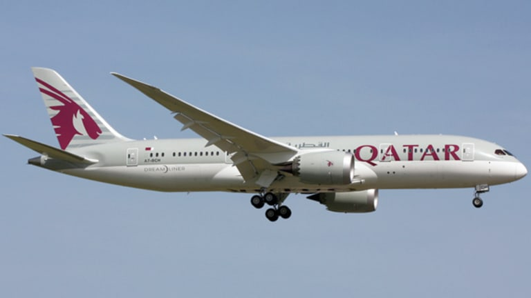 American Airlines Stock Flies on Reports That Qatar Airways Intends to Purchase 10% Stake