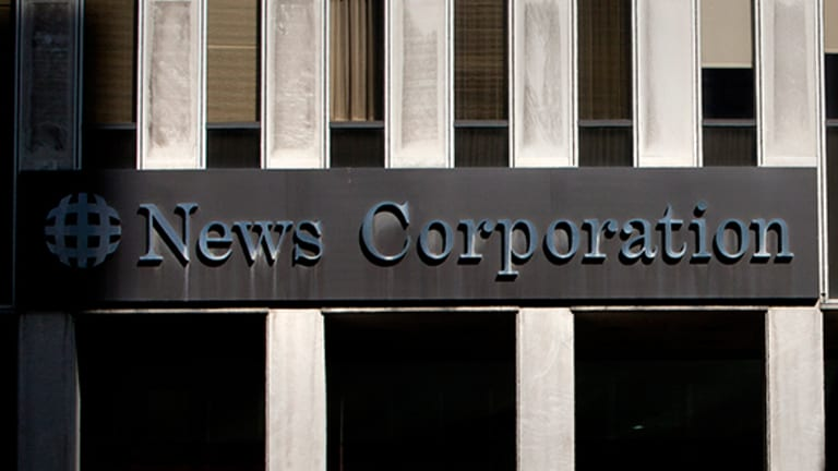 News Corp Revenue Drops as Advertising Sales Continue to Erode