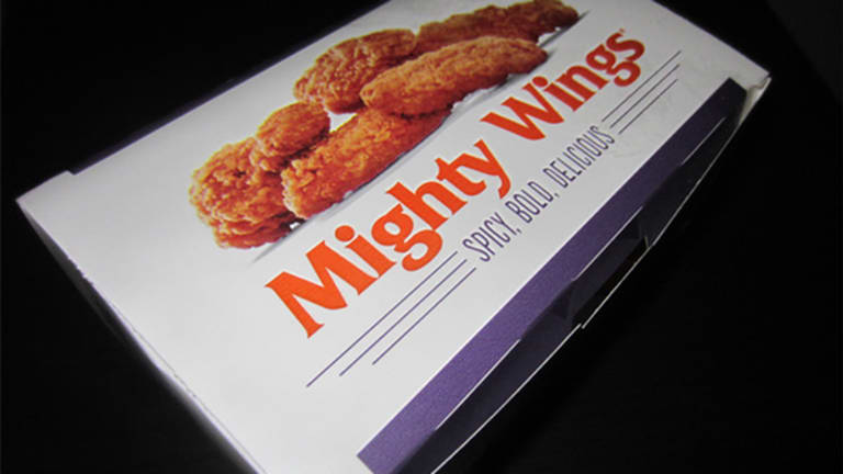 McDonald's Brings Back Mighty Wings