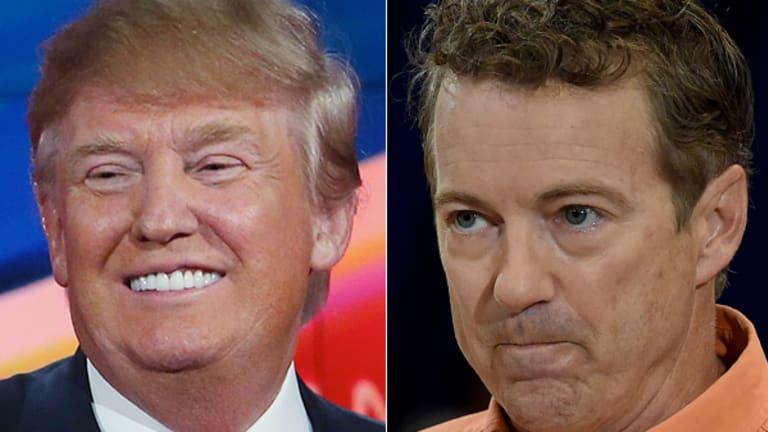 Donald Trump Is Using Rand Paul's Playbook to Spank Fox