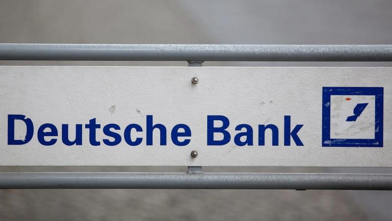 Jim Lebenthal Is Avoiding Deutsche Bank (DB) Despite Afternoon Rally