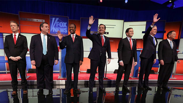 5 Can't-Miss Moments from Thursday's (Mostly) Trump-Free GOP Debate