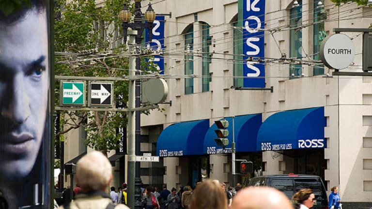 Technical Analysis of Four Retailers Yields Few Clear Answers