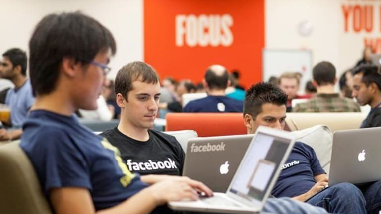 Facebook Just Turned 12 -- Here Are Some of the Best Reasons to Work There