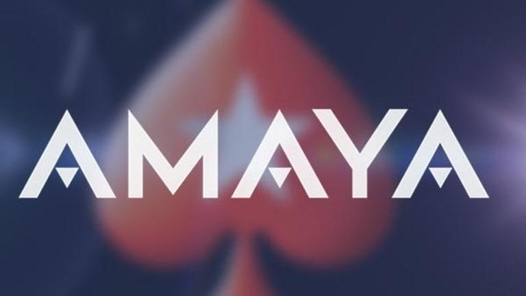 Amaya Stock Gains After Raising Profit Forecast