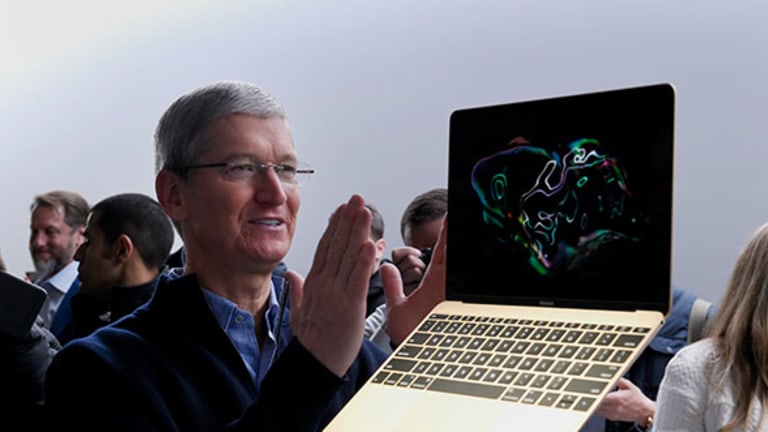 Apple's Fastest-Growing Business Isn't the iPhone