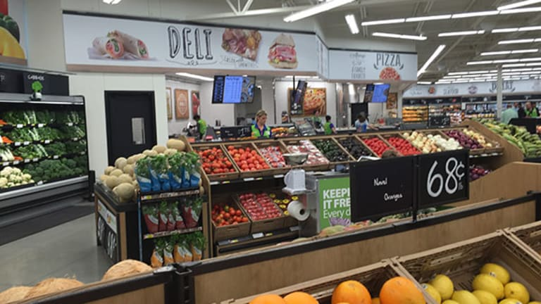 Walmart Gets Rocked by Cheaper Food Prices but Comes Out Alive