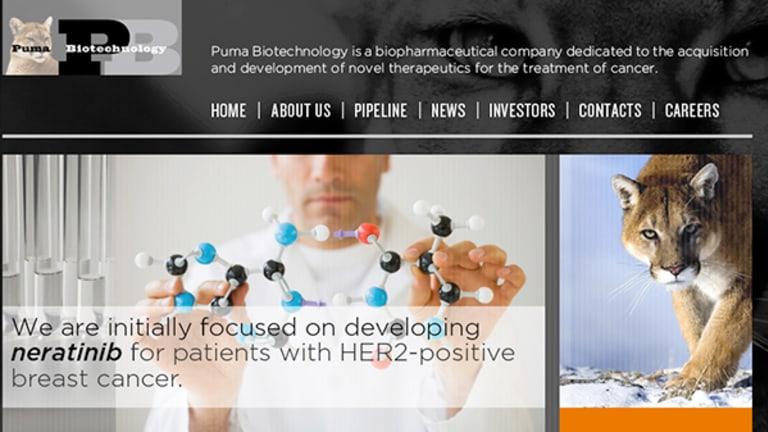 Puma Biotechnology (PBYI) Stock Plunges on Delayed Marketing Application