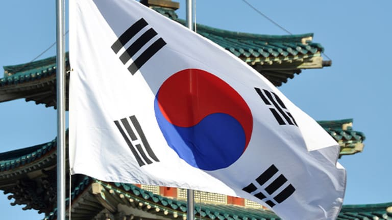 Futures For U.S. Markets Higher; Asia Up Despite Pending South Korean Impeachment